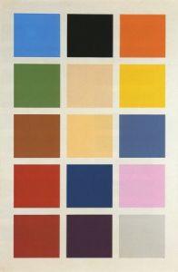 Fifteen colors. Gerhard Richter (1966-96).